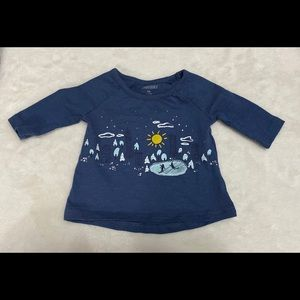 Gymboree Long Sleeve Top